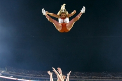 Abby L UT cheer straddle basket