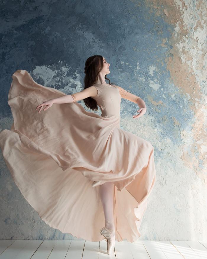 Ally G Ballet beauty protrait