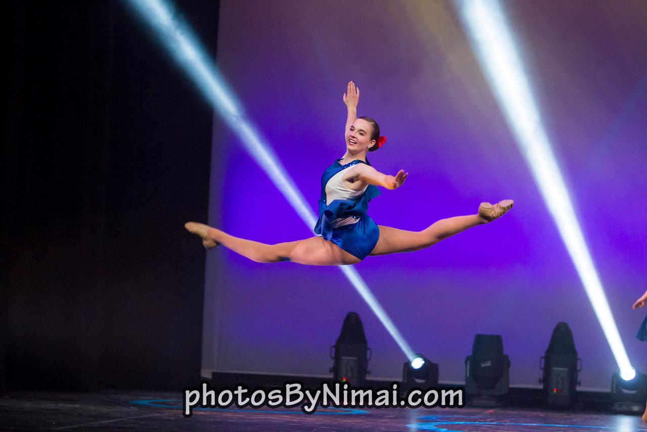 Lauren R leap 2 highschool drill 2014