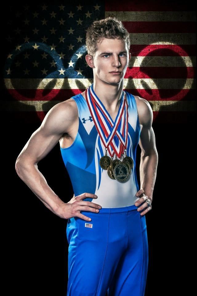 Spencer R medals 2016