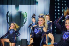 Caytie J club cheer 2017 1